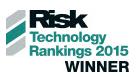 Risk Technology Rankings 2015 Winner