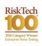 Risk Tech 2016 Enterprise Stress Testing Winner